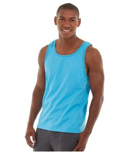 Atlas Fitness Tank-S-Blue