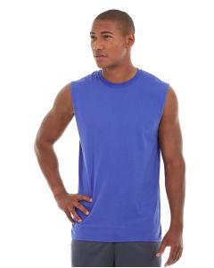 Cassius Sparring Tank-XL-Blue