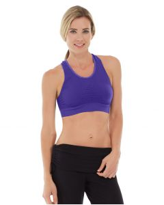 Electra Bra Top-XS-Purple