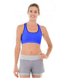Erica Evercool Sports Bra-L-Blue