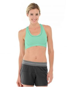 Celeste Sports Bra-XL-Green