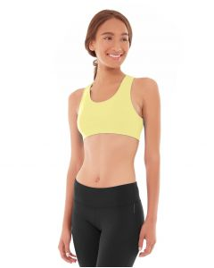 Prima Compete Bra Top-S-Yellow