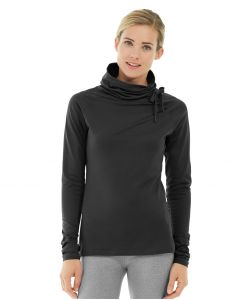 Josie Yoga Jacket-XL-Black