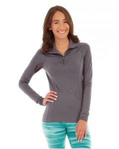 Adrienne Trek Jacket-S-Gray