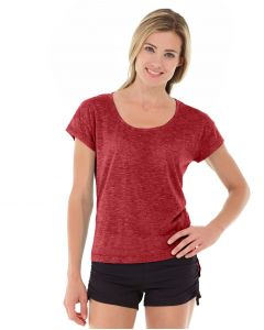 Layla Tee-XL-Red