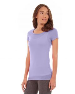 Radiant Tee-M-Purple