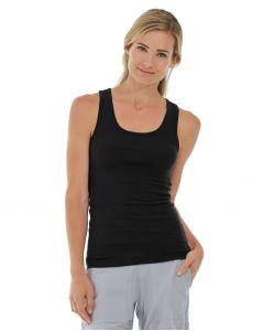 Bella Tank-L-Black
