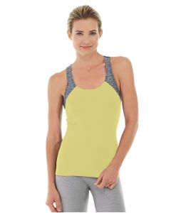 Antonia Racer Tank-XS-Yellow
